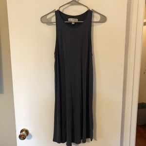 Abercrombie and Fitch navy blue dress